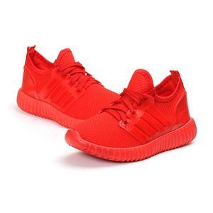 Men's Sport Shoes Comfortable Running Sneakers Three Seasons Net