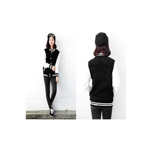Carims Collection Baseball Jacket For Ladies