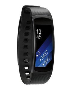 Gear Fit 2 Sports Band With Gps- Black