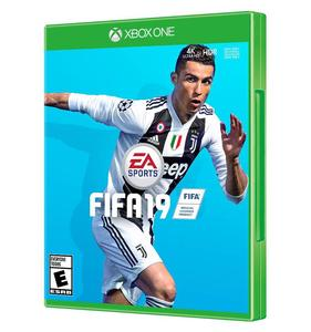 XBOX ONE DVD FIFA 19 Standard XBOX ONE GAME