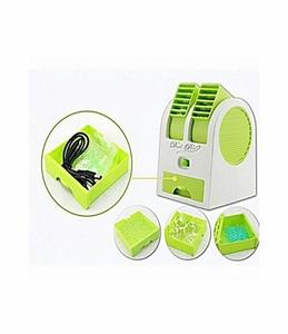 China USB Mini Cooler Fan - Green