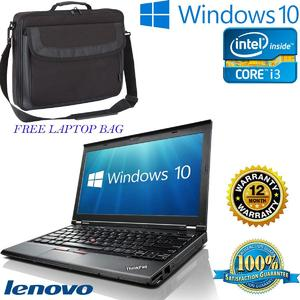 Cheap Fast Lenovo ThinkPad Office Laptop T430 Core i3 4GB Ram 320GB HDD Windows 7 / BAG FREE