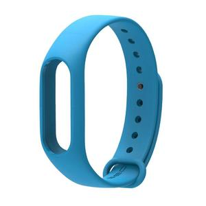 Amazing  Silicone Soft Wrist Strap Wrist Band Bracelet Replacement For Mi Band 2