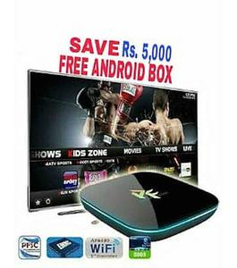 TH-49E330M With Android Box