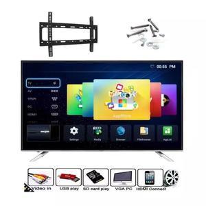 Global - Smart LED Tv - 32inches - 3280x2016p - Black