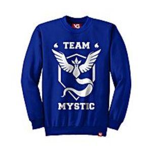 Why GenTeam Mystic - Royal Blue Colour - fleece Sweatshirt