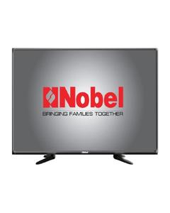 NOBEL 32 Inch WOOFER HD Ready LED TV 32ME7 - Black