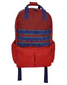 Multiple Use School Bag Backpack - Red