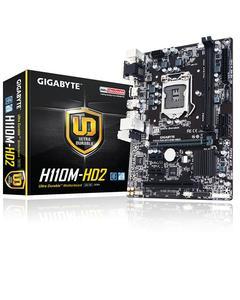 Gigabyte GA-H110M-HD2 (rev. 1.0)