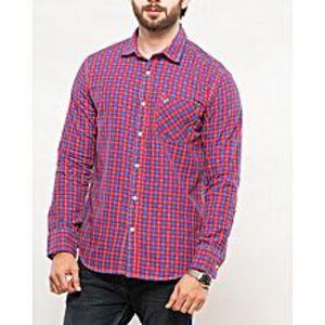 DenizenMelange Cotton L/S Woven Shirt Cfl-Special Online Price
