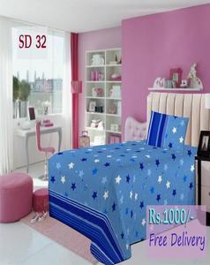 Single Bed Sheet Sd 32