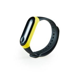 TE For Xiaomi Mi Band 3 Strap with Colorful Silicone Change Belt Watch