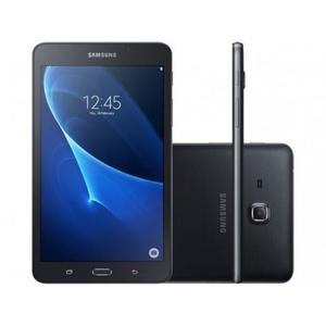"Samsung Galaxy Tab A 2016 - 7.0"" - 1.5Gb Ram + 8Gb Rom - Sm-T280 (Wifi) - Black"