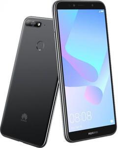"Huawei Y6 Prime 2018 Price & Specs - .7"" Full View Display - Face Unlock - 2Gb Ram + 16Gb Rom - Black"