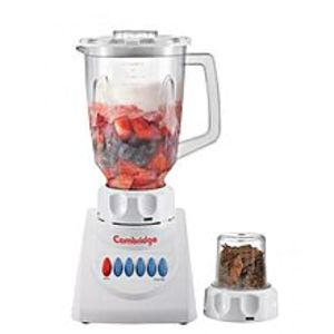 Cambridge ApplianceBL208 - 2 in 1 - Blender with Mill - White -