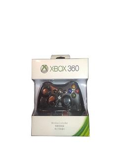 Wireless Controller for Xbox360- Black