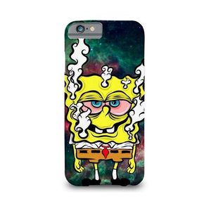 Sponge High Printed Mobile Cover (Samsung S7)