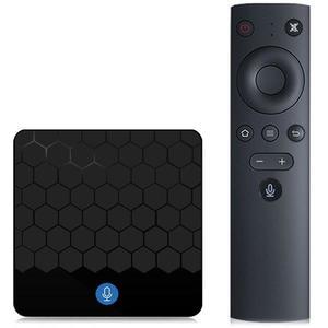 Mini Android TV Box Voice Remote - UK Plug