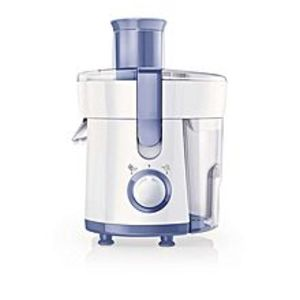 Philips HR1811/71 - Daily Collection Juicer - 0.5 L - 350 W - White (Brand Warranty)