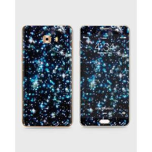 Samsung Galaxy C5 Pro Skin Wrap With Front Back And Sides Glisten-1Wall690