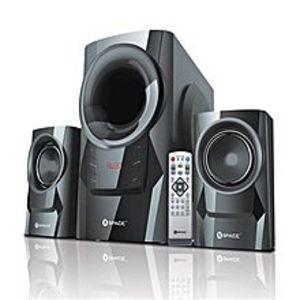 SPACEStorm ST-970, 2.1 Wireless Multimedia Speakers