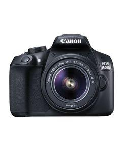 CANON EOS 1300D - DSLR - Black
