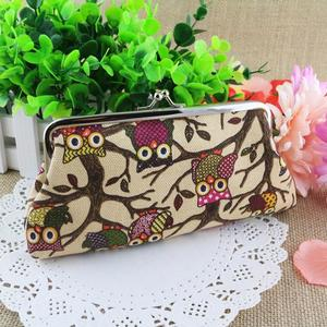 New Fashion Women Lovely Style Lady Wallet Hasp Owl Purse Clutch Bag KH