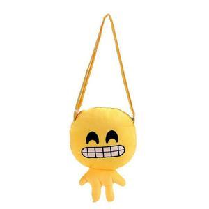 MoonSister Cute Emoji Emoticon Shoulder School Child Bag Backpack Satchel Rucksack Handbag
