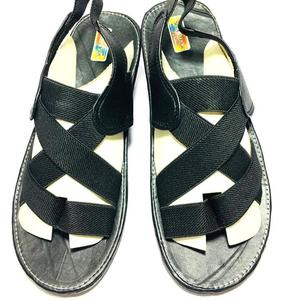 50% OFF New Sports Stylish Black Mens Sandal /Peshawari With Straps for Style & Comfort (Same Product Will Deliver)