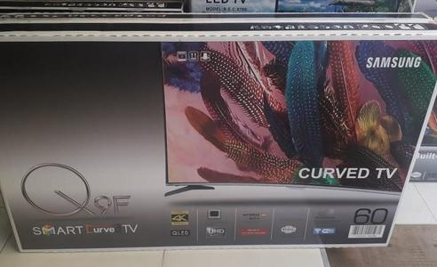 60 inch curved Samsung Malaysian smart led TV