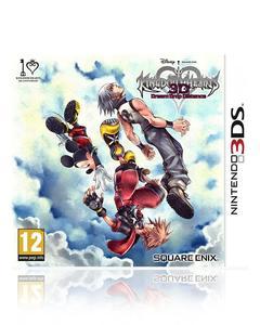 Kingdom Of Heart Dream Drop Distance - 3DS