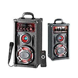 AudionicClassic Bt-150 Wireless Music Speaker - Black (Brand Warranty)