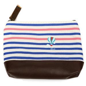 Lady Women's Lady Small Canvas Purse Zip Wallet Coin Key Holder Case Bag Handbag