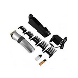 Dingling Imported Quality Rechargeable Professional Rf-609 Hair Trimmer Clipper With 5 Different Comb