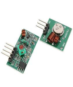 RF Transmitter With Receiver Kit - 433Mhz - For Arduino ARM MCU Wireless