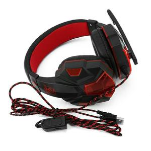 LALA SY830MV Gaming Headset with Mic-Sound Headphone LED Lights for PS4/XBOX-ONE