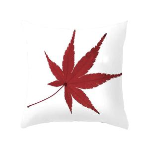 Home Car Bed Sofa Decorative Letter Pillow Case Cushion Cover