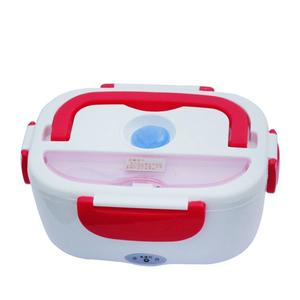 EF 12V Electric Car Heat Insulation Thermo Lunch Box Charging Hot Rice Cooker