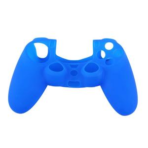 TE New Soft Silicone Rubber Gel Skin Non-slip Case Cover for PS4 Controller