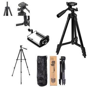 3120 - Digital Camera Camcorder Tripod Stand - Black