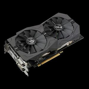 ROG Strix RX570 Gaming OC Edition 4GB GDDR5 withAura Sync