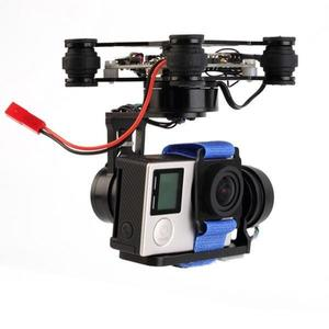 FPV 3 Axis Brushless Gimbal Camera With Controller Motor for Gopro 3 DJI Phantom