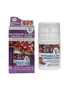 Original 10 Days Whitening & Anti Wrinkle Cream - 50gm