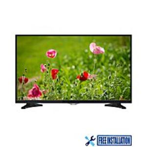 "AKIRA - Singapore 40MG201 - HD LED TV with Built-in Sound Bar - 40"" - Black"