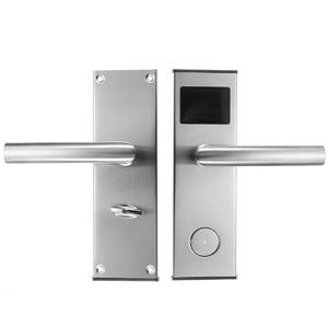 Smart Digital Key Hotel Home Security Entry Induction Door Lock With RFID Card