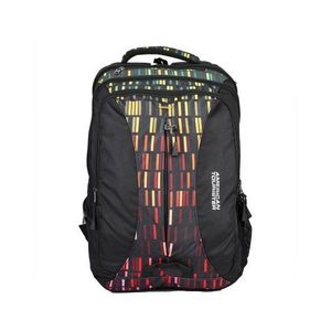 American Tourister Pack of 2 - At Dodge II Backpack + Pencil Case - Black