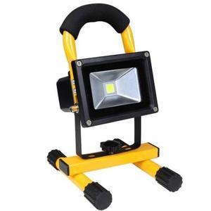30 Watt LED Rechargeable Hi-Power White LED Flood Light