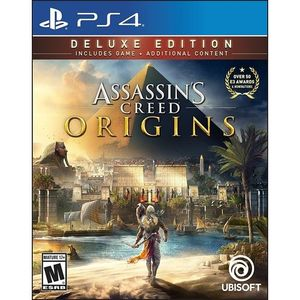 Assassins Creed Origins Deluxe Edition - PlayStation 4