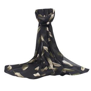Perfect Meet Women Sunscreen Printed Soft Chiffon Shawl Wrap Wraps Scarf Scarves