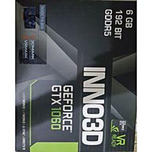 NvidiaGforce Gtx 1060 6 Gb Inno 3D